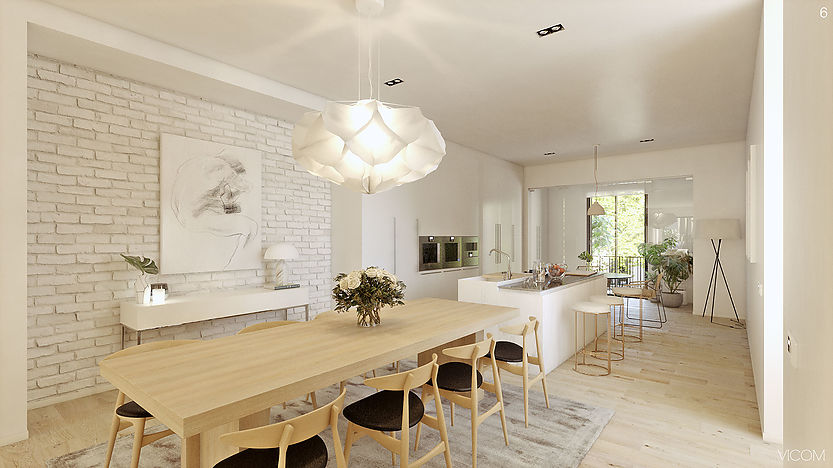 Zenit houses: your home to living in Girona